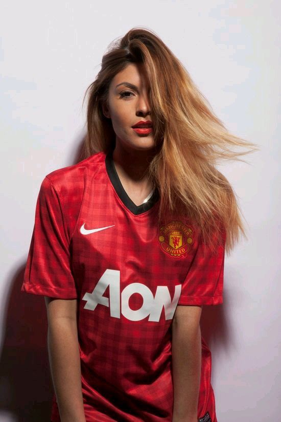 Manchester United fans sexy nhất