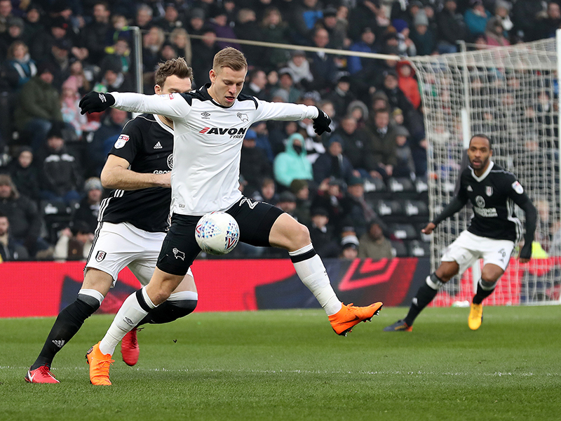 Soi kèo Fulham - Derby County